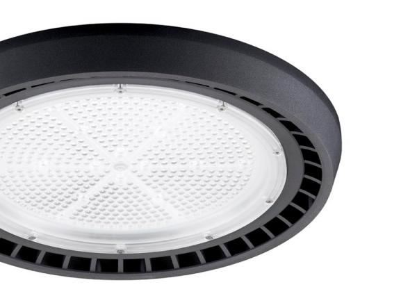 Start LED Highbay 1-10V 200W 26klm 840 90° IP65 schwarz
