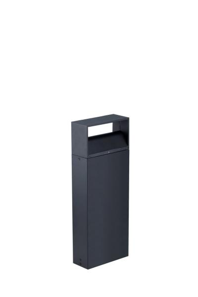 START Eco Bollard eckig 500mm IP65 13W 780lm 830 schwarz